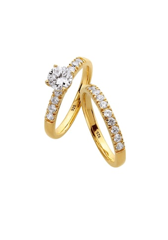 Lady Set: Ringe mit Zirkonia kaufen