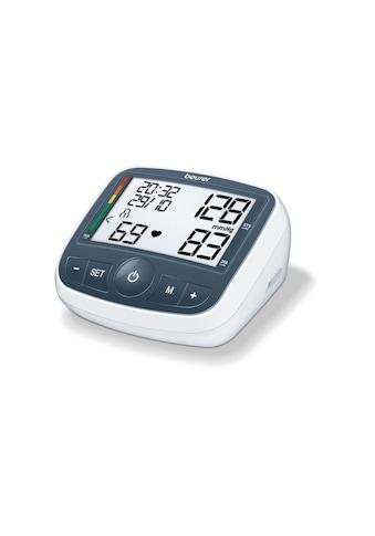 BEURER Oberarm-Blutdruckmessgerät »BM40 mit Netzteil« kaufen