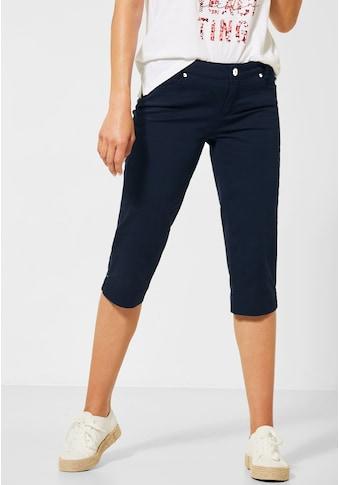 STREET ONE Caprihose, 5-Pockets Style kaufen