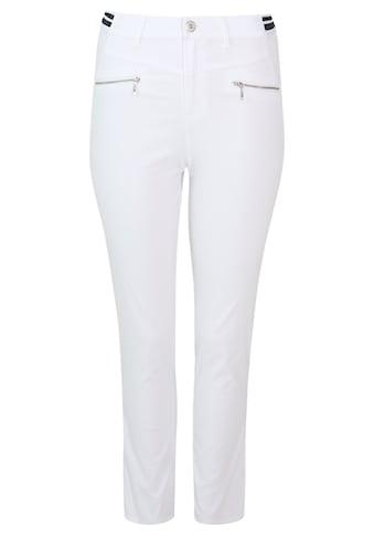 Paprika Bundfaltenhose »Uniform Gummizug in der Taille city« kaufen