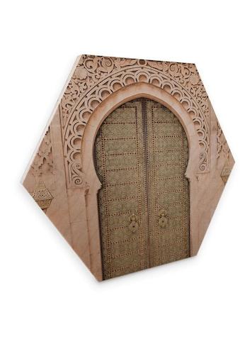 Wall-Art Holzbild »Marokkanische Tür Holzbild«, (1 St.) kaufen