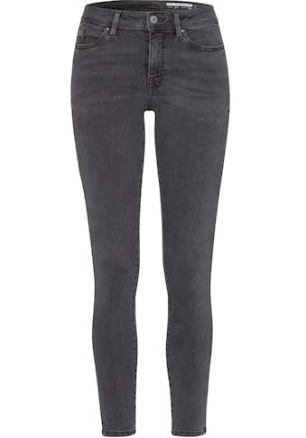 edc by Esprit Skinny-fit-Jeans, im leichten Used-Look kaufen