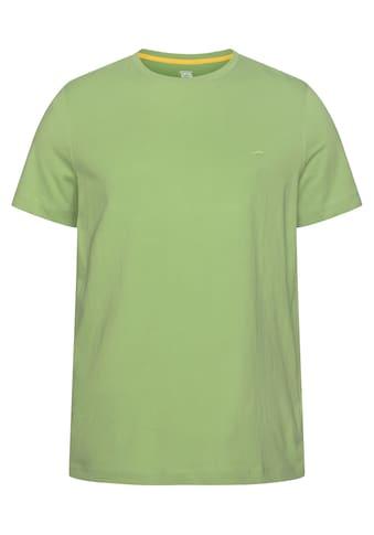camel active Rundhalsshirt, im Basic-Style kaufen