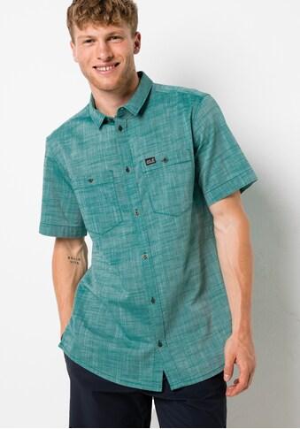 Jack Wolfskin Kurzarmhemd »EMERALD LAKE SHIRT M« kaufen