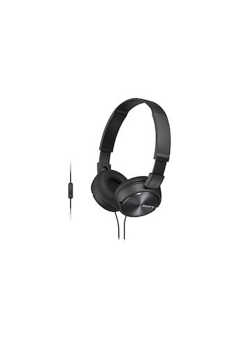 On - Ear - Kopfhörer, Sony, »MDR - ZX310AP Schwarz« kaufen