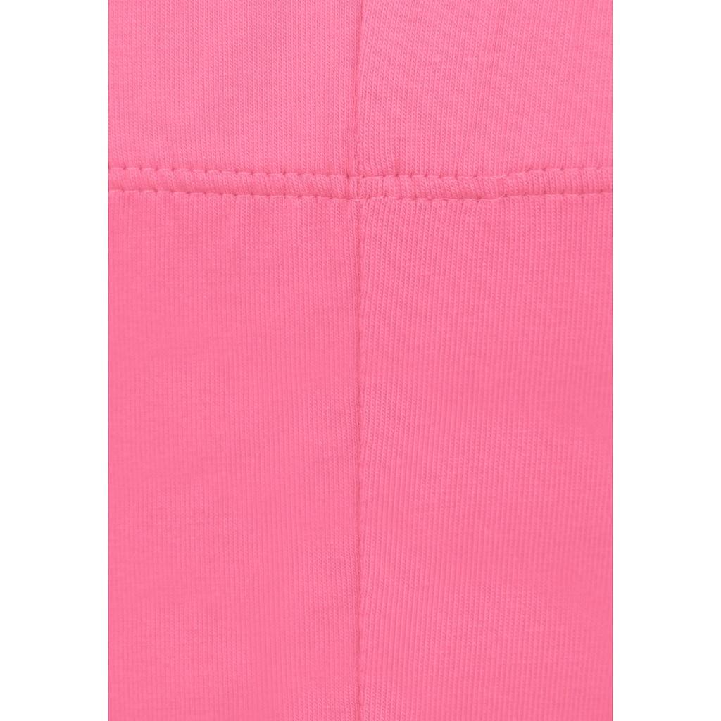 KIDSWORLD Leggings, (2er-Pack), in 3/4 Länge