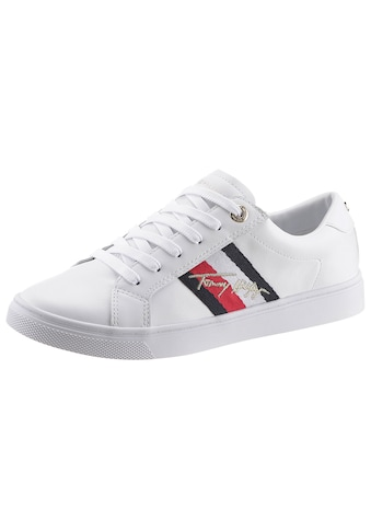 TOMMY HILFIGER Sneaker »TH SIGNATURE CUPSOLE SNEAKER« kaufen