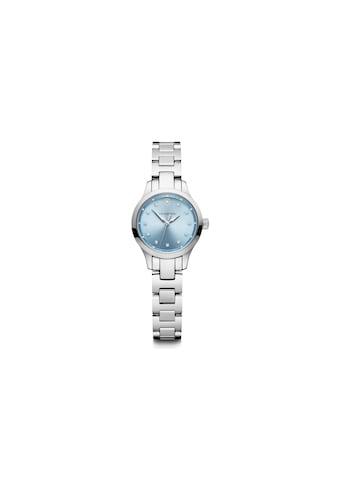 Armbanduhr, Victorinox, »Alliance XS Silberfarben / Blau« kaufen
