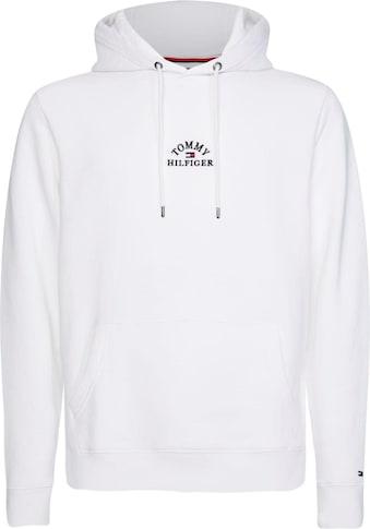 TOMMY HILFIGER Kapuzensweatshirt »BASIC EMBROIDERED HOODY« kaufen
