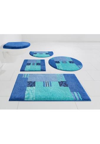 Badematte »Prado«, GRUND exklusiv, Höhe 20 mm, rutschhemmend beschichtet, fussbodenheizungsgeeignet kaufen