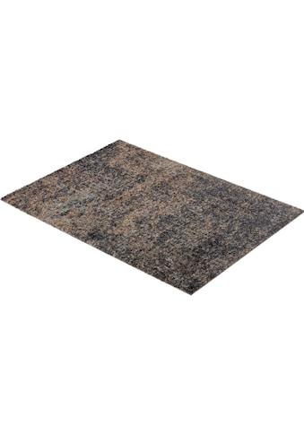 SCHÖNER WOHNEN-Kollektion Fussmatte »Manhattan 002«, rechteckig, 7 mm Höhe,... kaufen