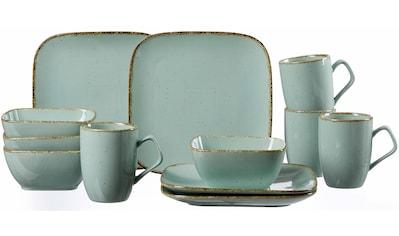 """Ritzenhoff & Breker Frühstücks - Set """"CASA"""" (12 - tlg.), Keramik kaufen"""