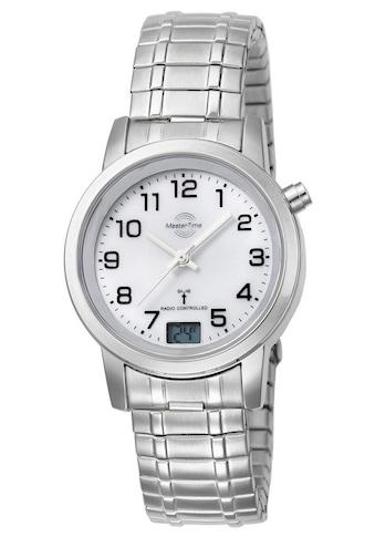 MASTER TIME Funkuhr »MTLA-10307-12M« kaufen