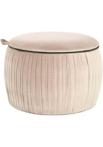 Kayoom Sitzhocker »Adoree«, (1 Stück) kaufen
