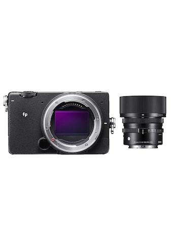 SIGMA Systemkamera »Fotokamera fp 45mm F2.8 DG DN Contemporary Kit« kaufen