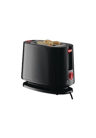 Toaster Bistro Schwarz, BODUM kaufen