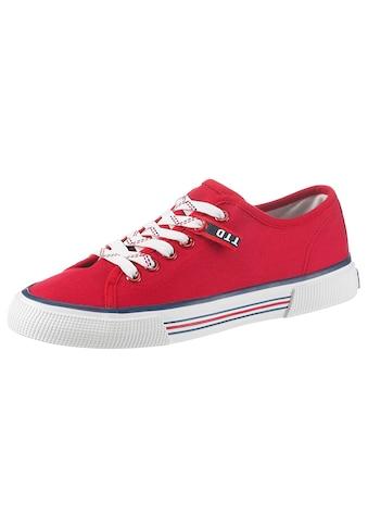 TOM TAILOR Sneaker, mit Streifen kaufen