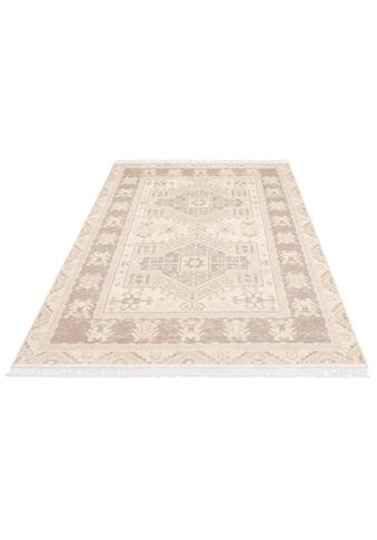 GOODproduct Teppich »Steff«, rechteckig, 6 mm Höhe, weiche Haptik, Wohnzimmer kaufen