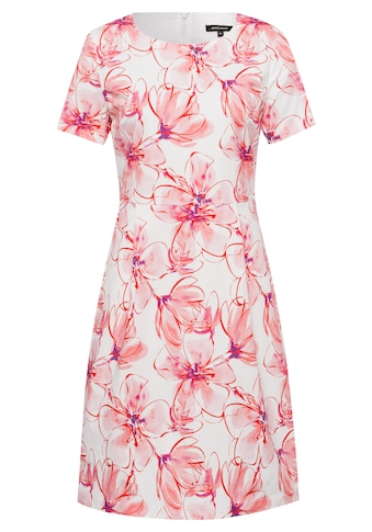 MORE&MORE CO Satin Printed Dress Active kaufen