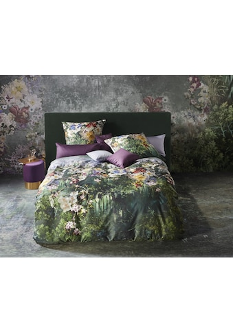 fleuresse Wendebettwäsche »Bed Art S 4124 (2/3tlg.)«, tropische Gärten kaufen