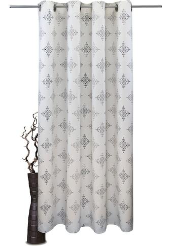 Vorhang, »Venora«, VHG, Ösen 1 Stück kaufen