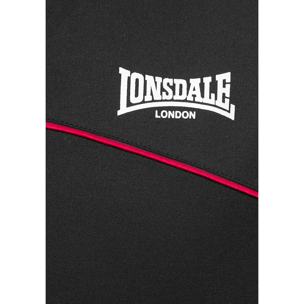 Lonsdale Trainingsanzug »GEDDINGTON« (Set, 2 tlg.)