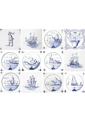 Home affaire Fliesenaufkleber »maritim« kaufen