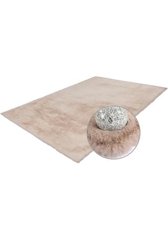 Arte Espina Hochflor-Teppich »Rabbit 100«, rechteckig, 45 mm Höhe, Besonders weich... kaufen