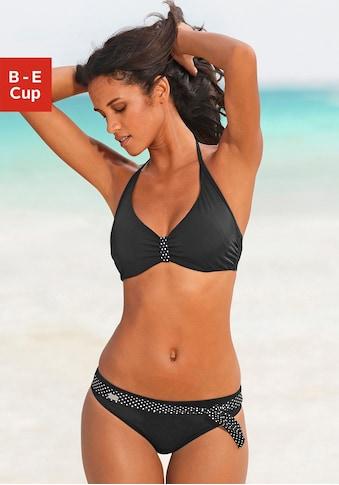 Buffalo Bügel-Bikini, mit süssen Kontrastdetails kaufen