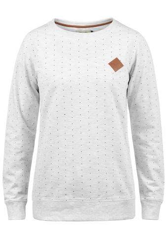 Blendshe Sweatshirt »Polly«, Pullover mit Punkten kaufen