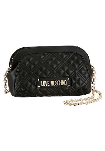 LOVE MOSCHINO Mini Bag, mit schöner Steppung kaufen