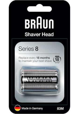 Braun Ersatzscherteil Series 8 83M kaufen