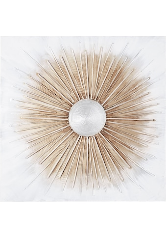 Spiegelprofi GmbH Ölgemälde »Shine«, 100/100 cm, handgemalt kaufen