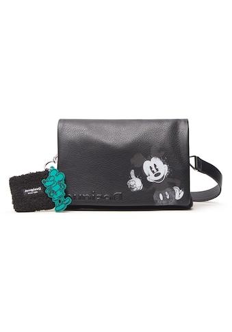 Desigual Umhängetasche »MICKEY DORTMUND FLAP«, mit Mickey Mouse Angänger kaufen