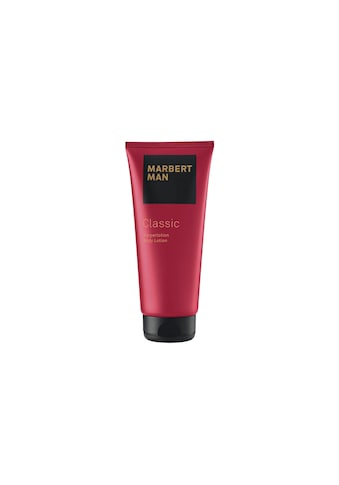 Marbert Bodylotion »Marbert Body Lotion Man Classic 200«, Premium Kosmetik kaufen