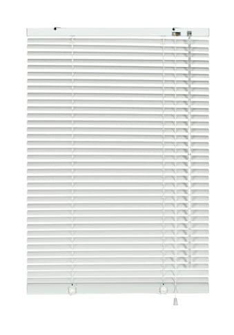 Jalousie, »Aluminium - Jalousie 25 mm«, GARDINIA, mit Bohren, freihängend kaufen