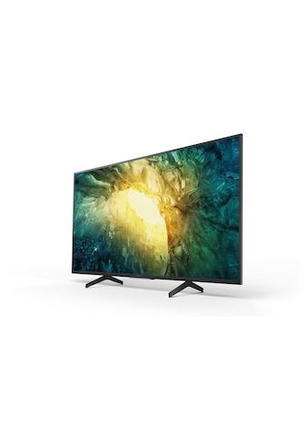 TV, Sony, »KD - 49X7055« kaufen