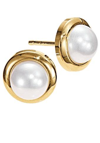 Paar Ohrstecker mit Perle kaufen