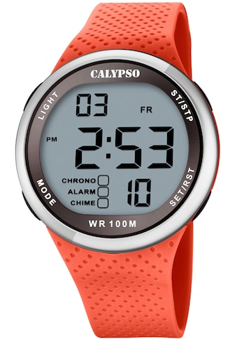 CALYPSO WATCHES Chronograph »Color Splash, K5785/2« kaufen