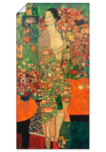 Artland Wandbild »Die Tänzerin« kaufen