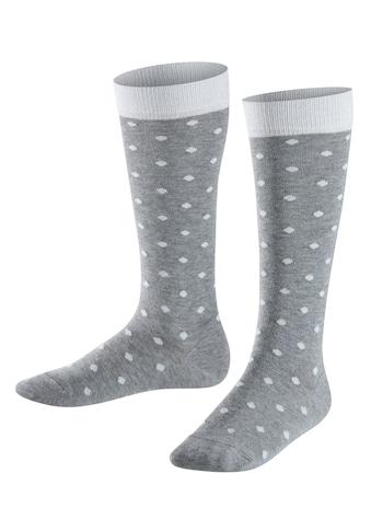 FALKE Kniestrümpfe »Glitter Dot«, (1 Paar), aus hautfreundlicher Baumwolle kaufen