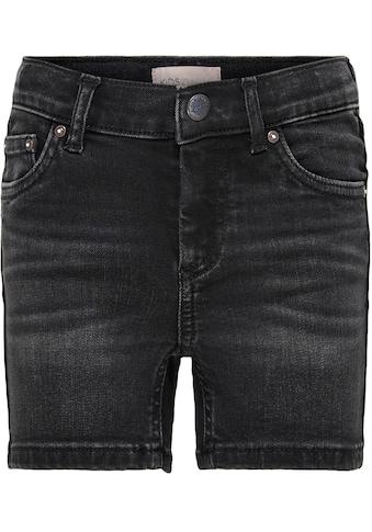 KIDS ONLY Jeansshorts »KONBLUSH«, mit verstellbarem Taillengummi kaufen