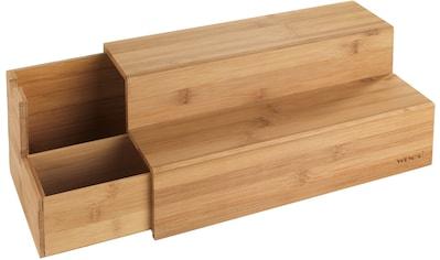 """WENKO Aufbewahrungsbox """"Bambus"""" (1 - tlg.) kaufen"""