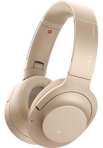 Sony »WH - H900N« Kopfhörer kaufen