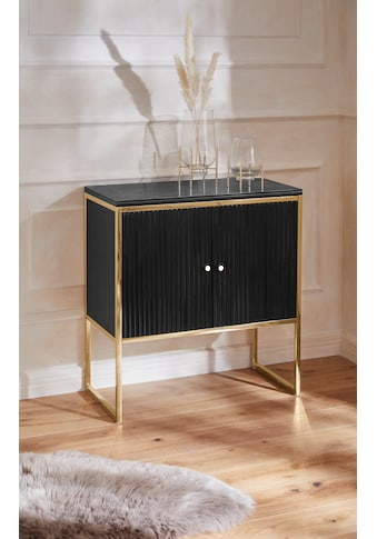 Guido Maria Kretschmer Home&Living Sideboard »Woodly«, modernes Design, mit... kaufen