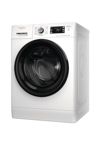 Whirlpool Waschmaschine, FFB 8448 BE, 8 kg, 1400 U/min kaufen