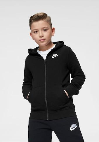 Nike Sportswear Kapuzensweatjacke »B NSW HOODIE FZ CLUB« kaufen
