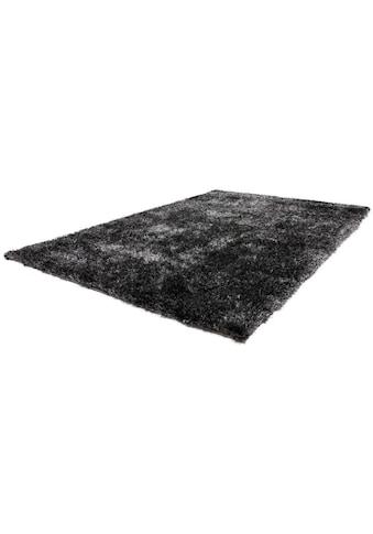 Hochflor - Teppich, »Twist 600«, LALEE, rechteckig, Höhe 32 mm, handgetuftet kaufen