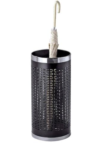 Schneider Schirmständer, rund, Ø 23 cm, aus Metall kaufen
