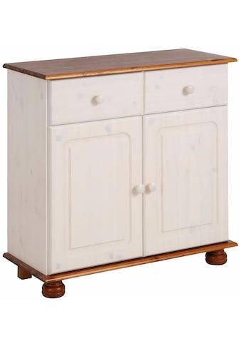 Home affaire Sideboard »Mette«, mit gefrästen, kugelförmigen Füssen, Breite 80 cm kaufen